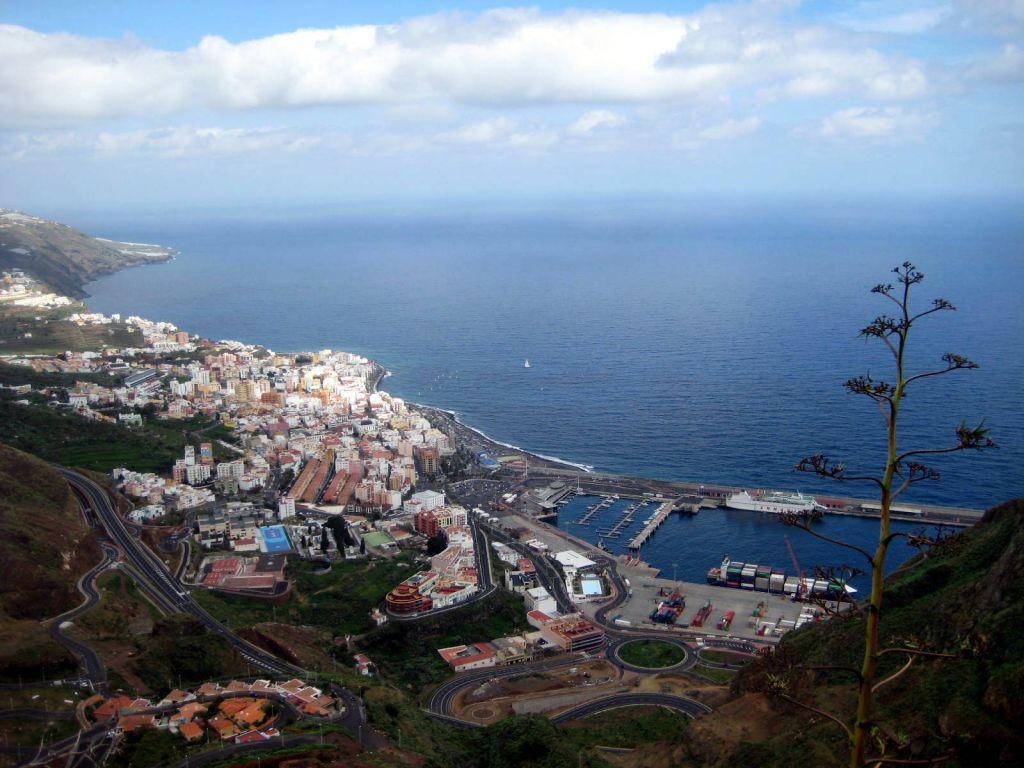 rondwandeling La Palma GR130 Mazo Santa Cruz de La Palma