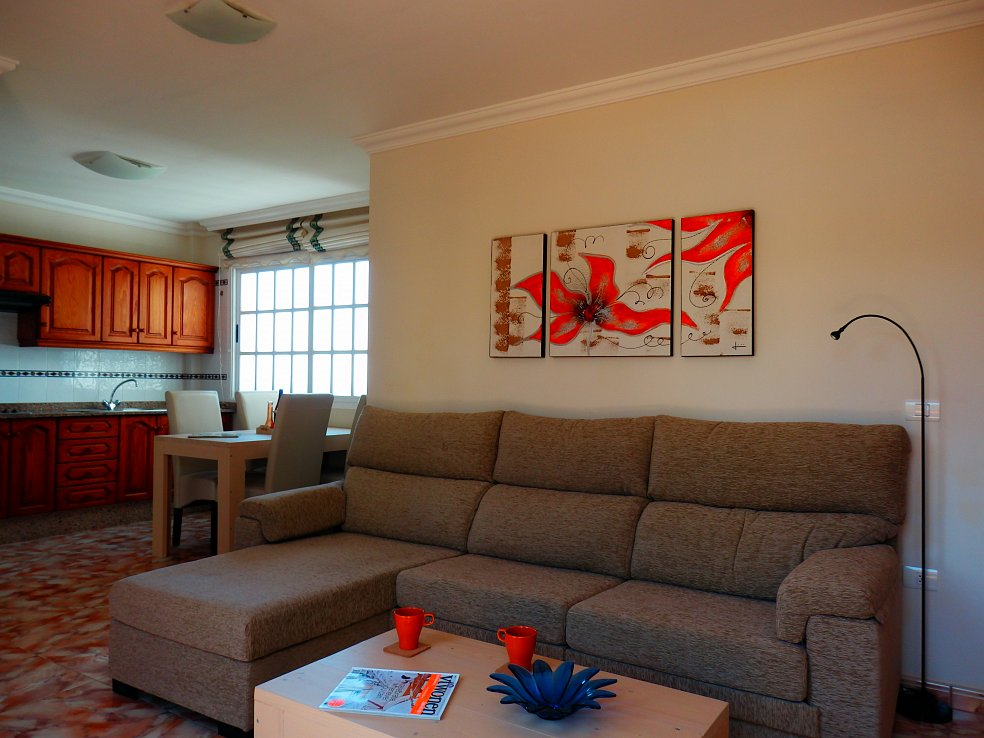 Woonkamer met open keuken woonkamer en keuken accommodatie vakantieboerderij pieriks - Keuken woonkamer ...
